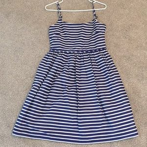 J.Crew Striped Dress - NEW WITH TAGS!